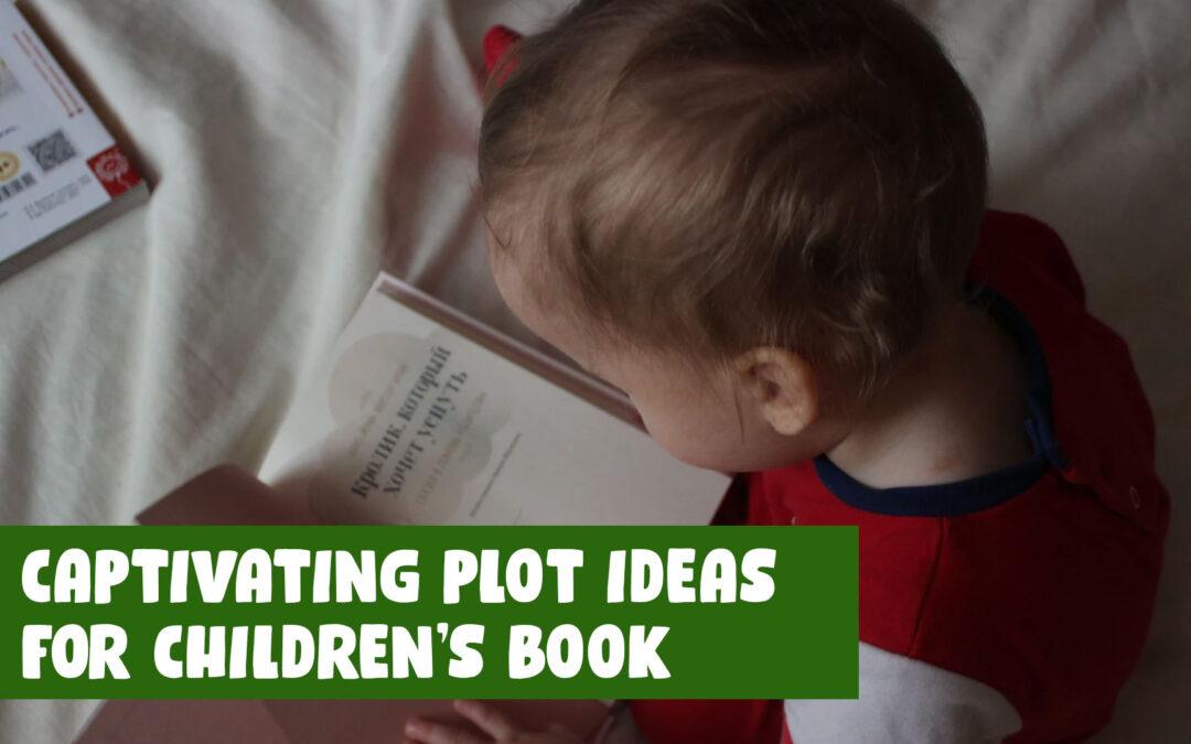 Captivating Plot Ideas for Children's Book